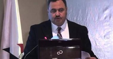 """"""" معلومات الوزراء""""يستقبل وفدا دراسيا من أكاديمية ناصر العسكرية"""