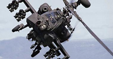 مصدر عسكرى: القوات الجوية تسلمت 10 طائرات أباتشى من أمريكا   720142611748