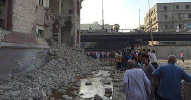 حادث انفجار القنصلية بوسط البلد