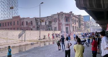 انفجار القنصلية الإيطالية