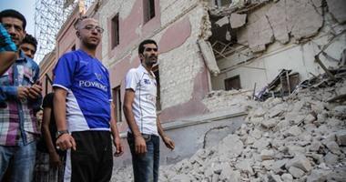 انفجار محيط القنصلية الإيطالية