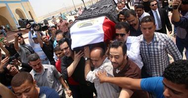 جنازة عمر الشريف