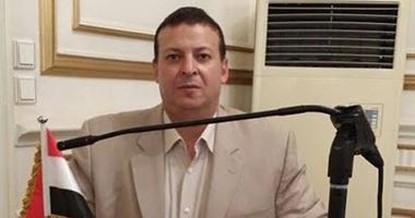 النائب حسين أبو جاد: سقوط نظامى الدوحة وأنقرة سيكون بداية لهزيمة الإرهاب