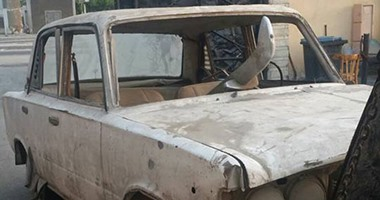 رفع 12 سيارة ودراجة بخارية متروكة فى حملات بشوارع القاهرة
