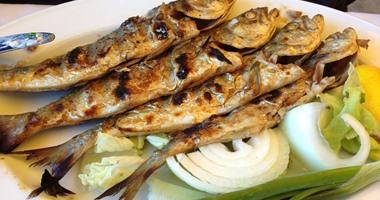 الأسماك الدهنية تحمى المخ من التلف