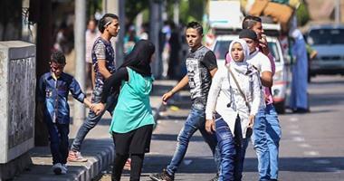 القومى للمرأة : 136 بلاغ تحرش لفظى و5 محاضر  جسدى  حصيلة العيد  اليوم السابع