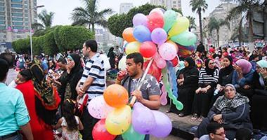 نتيجة بحث الصور عن صلاة العيد في ميدان مصطفى محمود