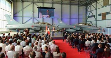 الوكالة الفرنسية: مصر تتسلم أول 3 طائرات من صفقة الرافال