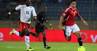 أحمد فتحى يقود جبهة الأهلى اليمنى أمام أورلاندو بدلا من محمد هانى  اليوم السابع