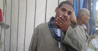المجند وائل عبد الحى زميل الشهيد بالكتيبة