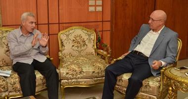 مجلس المصرى يدرس الاستقالة الجماعية بسبب الأزمة المالية