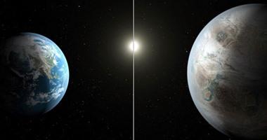 12 كوكب مشابهة للأرض ويزيدون عن حجمه بحوالى الضعف ويحتمل إمكانية الحياة عليهم 7201523214125252
