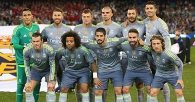 24 لاعبا شاركوا مع ريال مدريد فى 15 مباراة بالموسم الحالى