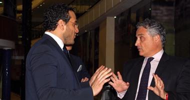 سفير إيطاليا بمصر يفتتح أول مركز ناقل للخبرات الطبية لدول الشرق الأوسط