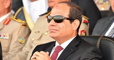 السيسى:الدستور المصرى كُتب بنوايا حسنة والدول لا تبنى بالنوايا الحسنة