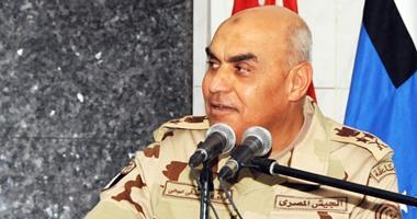 الفريق أول صدقى صبحى، القائد العام للقوات المسلحة وزير الدفاع والإنتاج الحربى