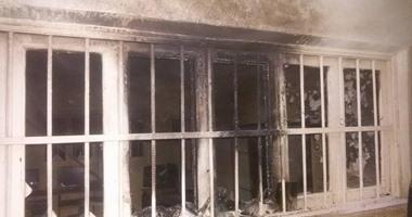 السيطرة على حريق شقة سكنية فى حلوان دون اصابات