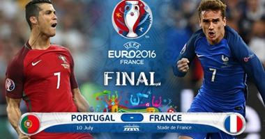 """تعرف على تاريخ """"نهائيات"""" اليورو منذ بداية البطولة وحتى تتويج البرتغال"""