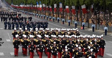 زعماء أوروبيون ينضمون إلى الرئيس الفرنسى فى احتفالات يوم الباستيل