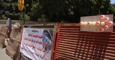 رئيس حى العجوزة: بدء عمل دوران جديد بشارع أحمد عرابى تمهيدًا لغلقه جزئيًا