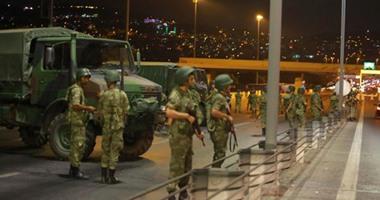 تحركات الجيش التركى