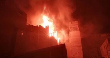مصرع فتاة فى حريق بسبب انفجار أنبوبة بوتاجاز داخل منزل بالقليوبية