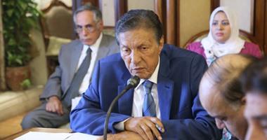 """""""الشئون العربية بالنواب"""" تستقبل وفدا ليبيا لمواجهة وثيقة الحوار السياسى"""
