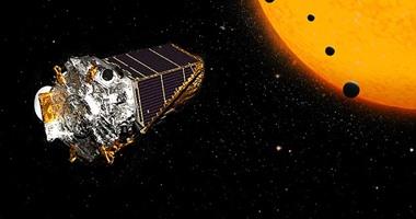 """تلسكوب """"كيبلر"""" الفضائى يلحق بـ""""هابل"""" و""""تشاندرا"""" ويتوقف عن العمل"""