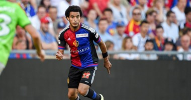 عمر جابر يبحث عن انتصار جديد مع بازل فى الدوري السويسري