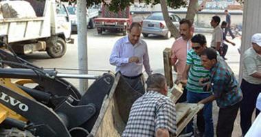 """محافظة الإسكندرية تشن حملة على """"النباشين"""""""