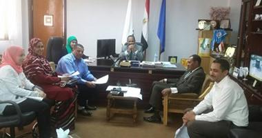 نائب رئيس جامعة أسوان: إنشاء مقر دائم بالجامعة لمكافحة الفساد