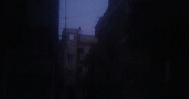 """شكوى من انقطاع الكهرباء بمنطقة """"سيدى بشر"""" فى الإسكندرية"""