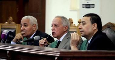 """تأجيل إعادة محاكمة 10 متهمين بـ""""أحداث العياط"""" لـ5 نوفمبر"""