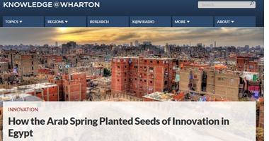"""رائدة الأعمال دينا شريف: مصر بحاجة إلى """"فيضان مشاريع صغيرة ومتوسطة"""""""