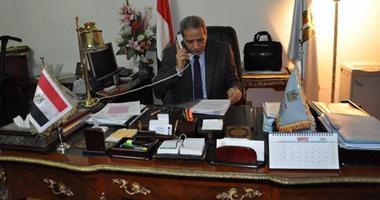 وزير التعليم يهنئ الطلاب