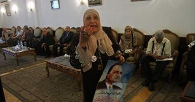 """بالفيديو..سيدة بضريح عبد الناصر: """"خايفة على البلد من الفتنة.. وأردوغان عاوز يبقى هتلر"""""""