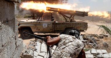 وزارة دفاع حكومة الوفاق بليبيا تنفى علاقتها بهجوم