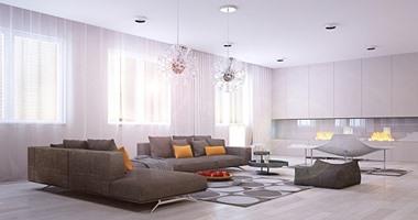 علشان ما تحتاريش دليلك لاختيار ألوان الجدران والأرضيات المتلائمة