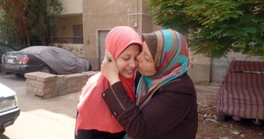 بالفيديو والصور.. الخامس مكرر علمى: لم أتوقع النتيجة ووالدتى وشهر رمضان صاحبا الفضل
