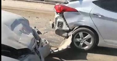 مصرع شقيقة مدير مباحث مطروح وزوجها وإصابة 3 من أسرته بحادث سيارة