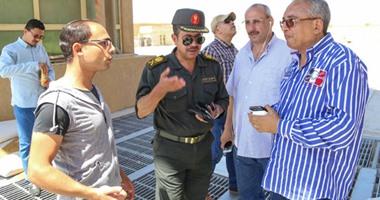 """وفد تقصى حقائق فساد القمح يفحص مستندات ومخزون صوامع """"آرم"""" الدولية"""