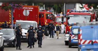 البيت الأبيض يعزى فرنسا فى ضحايا حادث كنيسة روان