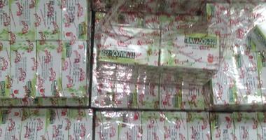إحباط محاولة تهريب 1600 قرص ترامادول و100 فياجرا الى سلطنة عمان