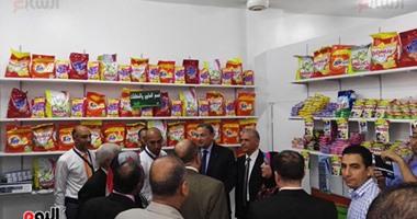 المصرية للجملة تفتح منافذها اليوم بالوجه القبلى لطرح السلع ومنتجات رمضان