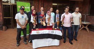 بالصور .. مصر تكتسح بطولة أفريقيا للشطرنج