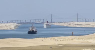 عبور 147 سفينة قناة السويس بحمولة 8.3 مليون طن خلال 3 أيام