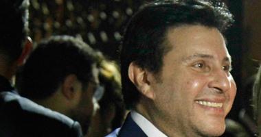 هانى شاكر إضافة كبيرة للعمل النقابى فى مصر-نقيب السينمائيين