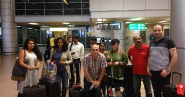 10 من ممثلى كبرى الصحف الهندية يصلون القاهرة لزيارة شرم الشيخ