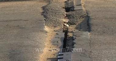 مرور القاهرة ينتهى من أعمال إصلاح فواصل كوبرى أكتوبر اتجاه الجيزة