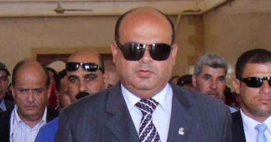 اللواء علاء أبو زيد محافظ مطروح